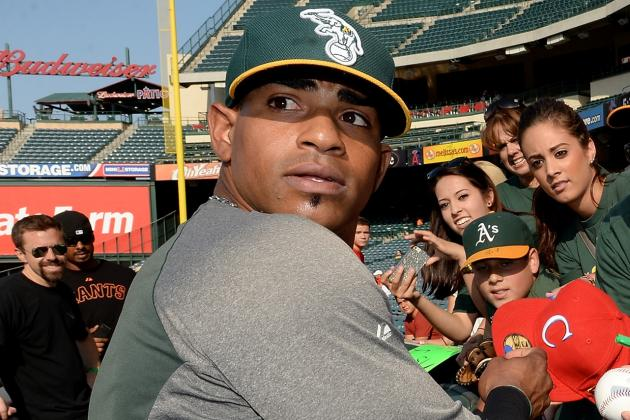 Home Run Derby Winner Cespedes Scratched