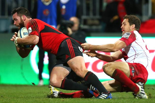 Super 15 Rugby 2013: Standout Performers in Crusaders' Victory over Reds