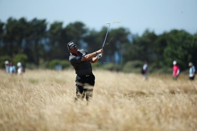 The Open Championship 2013 Schedule: Complete Tee Times for Day 3