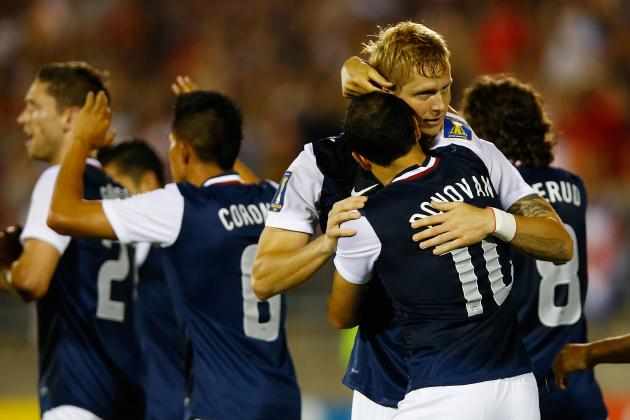 Gold Cup 2013 Quarterfinals: Breaking Down US Match Against El Salvador