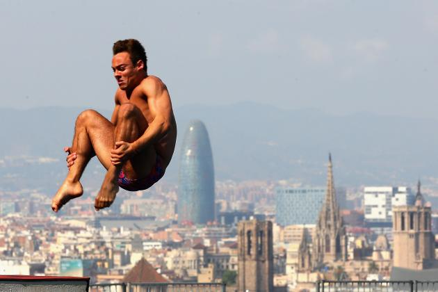 Diving World Championships 2013: Big Talents in Men's Synchronised 10m Platform