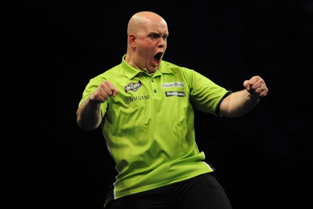 Darts World Matchplay 2013: Last-Minute Odds and Predictions for Round 1 Ties