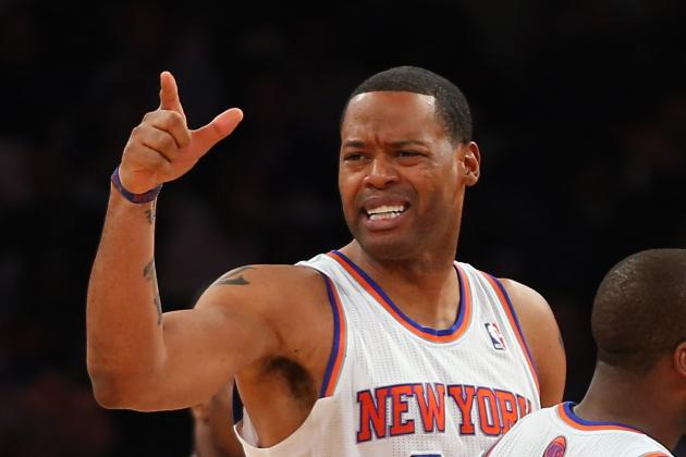 Rockets a 'Leading Contender' to Land Marcus Camby Once He Becomes a Free Agent