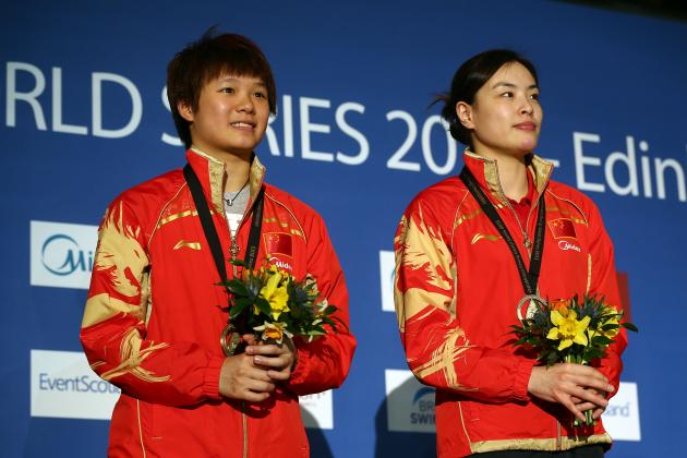 Diving World Championships 2013 Results: China's Women's Dominance Unsurprising