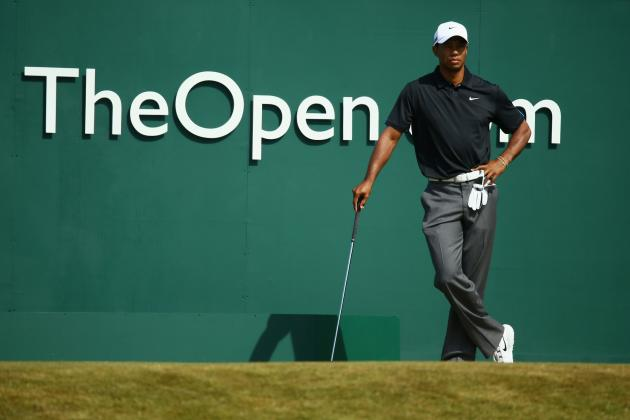 The British Open 2013: Favorites Still Deep in Hunt at Muirfield