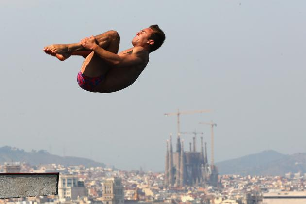 Tom Daley Will Overcome Injury Scare to Triumph in Barcelona
