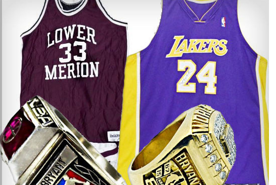 Kobe's Mom Makes a KILLING Hocking Kobe Memorabilia