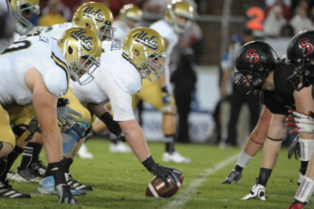 UCLA Football: Bruins Offensive Line Preview