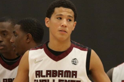 Devin Booker Trims List to Five, Cuts Duke