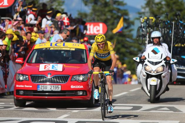 Tour de France 2013 Stage 20 Results: Winner, Leaderboard and Highlights