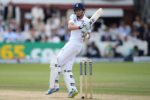 The Ashes 2013: Joe Root, Tim Bresnan and Day 3 Highlights from Lord's