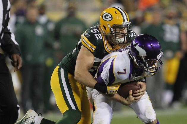 How Many Quarterback Sacks for the Green Bay Packers in 2013?