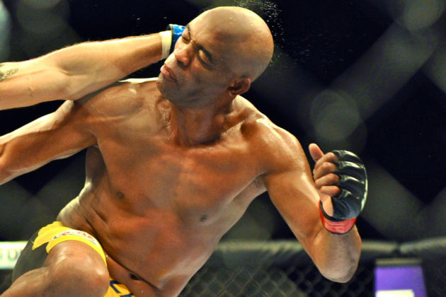 How Much Time Does Anderson Silva Have Left?