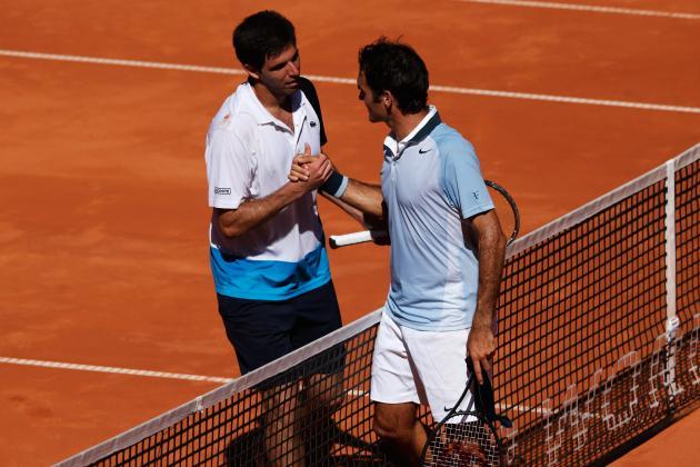 Roger Federer Stunned by Federico Delbonis in Hamburg