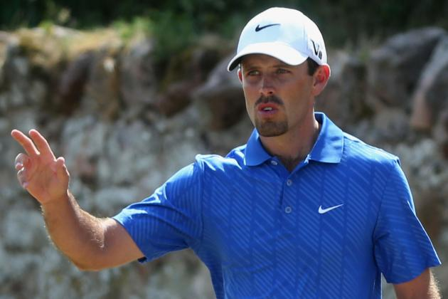 VIDEO: Charl Schwartzel Hit a 450-Yard Drive at British Open