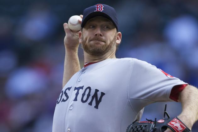 Red Sox Announce Ryan Dempster to Start for Jon Lester Tomorrow