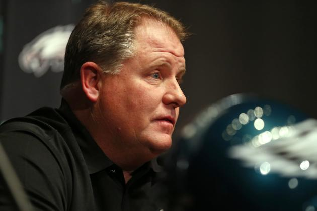 Forget the Future; Chip Kelly Is Ready to Win Now