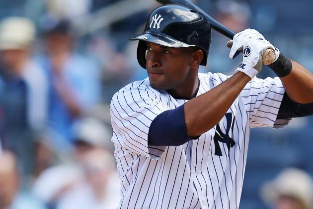 Yankees Place Zoilo Almonte on DL, DFA Alberto Gonzalez; Recall Neal, Mesa