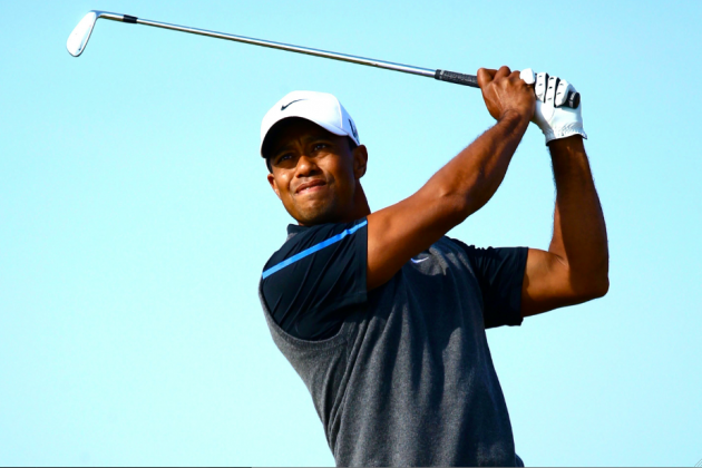Tiger Woods at British Open 2013 Tracker: Day 3 Score, Highlights and Analysis