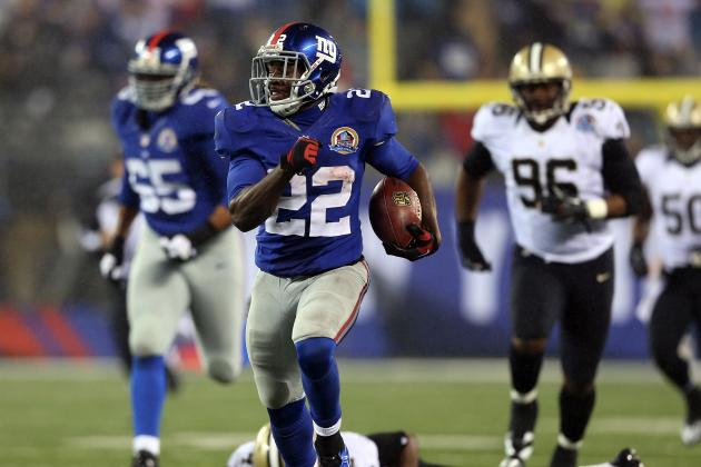 Why David Wilson Is Key to the New York Giants' 2013 Season