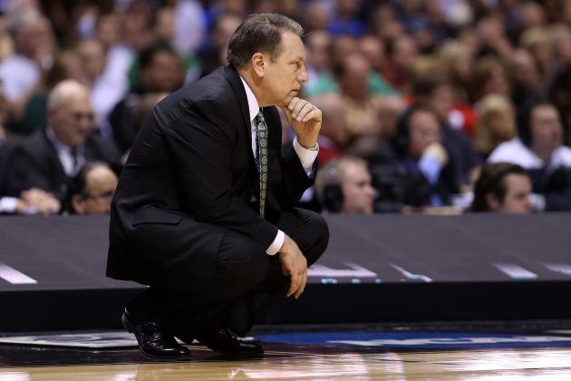 Tom Izzo Weighs in on Adreian Payne's International Disappointment