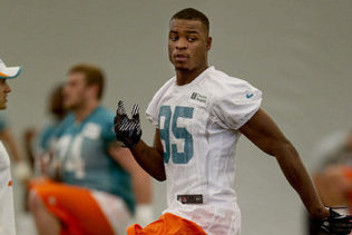No. 3 Overall Pick Dion Jordan Signs Contract