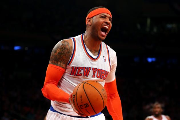 Knicks 2013-14 Schedule: Month-by-Month Listings, Predictions and More