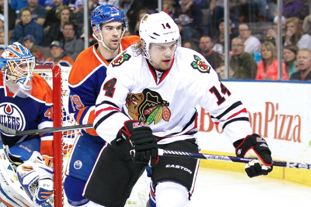 Chicago Blackhawks: Where Drew LeBlanc, Theo Peckham And Michael Kostka Fit
