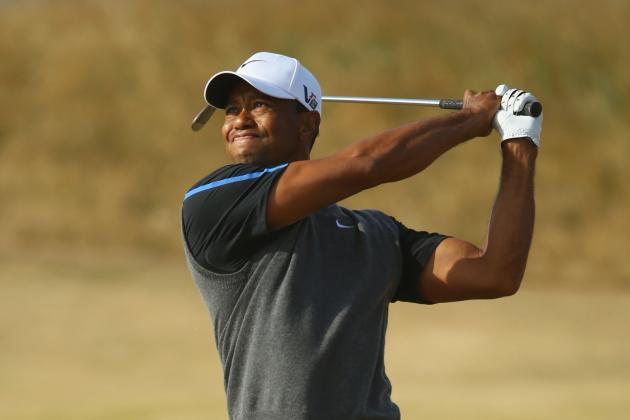 Will Tiger Woods Conquer His Demons on Sunday at 2013 British Open?