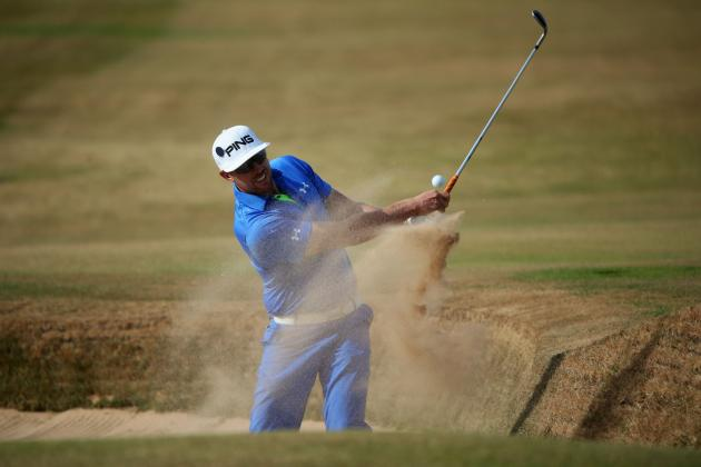 The Open Championship 2013 Leaderboard: Sleepers in Position for Runs at Title