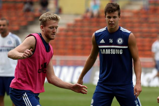 Schurrle vs. Van Ginkel: Who Will Have the Bigger Impact at Chelsea Next Season?