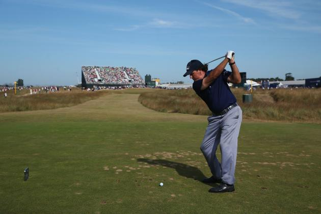 Lefty Clings to Possibility of Hugely Popular Muifield Victory