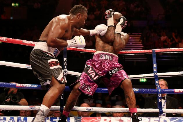 Dereck Chisora vs. Malik Scott: Del Boy Defeats the King By Controversial KO