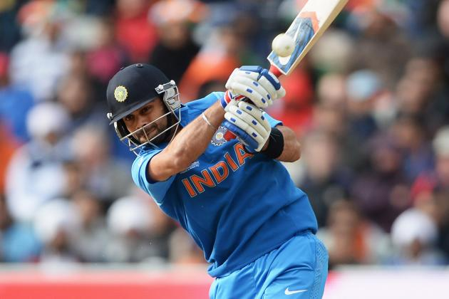 Virat Kohli Geared Up for the Series Against Zimbabwe