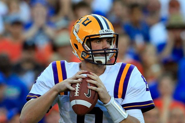 LSU's Zach Mettenberger Not Expecting Red-Carpet Treatment at Georgia