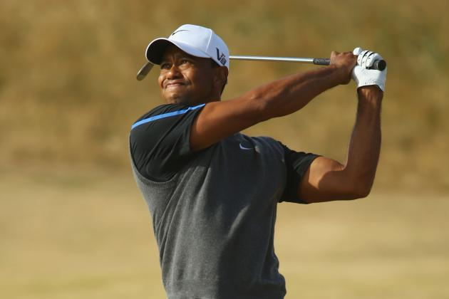 British Open Scores 2013: Final Results for Golf's Top Stars on Day 3