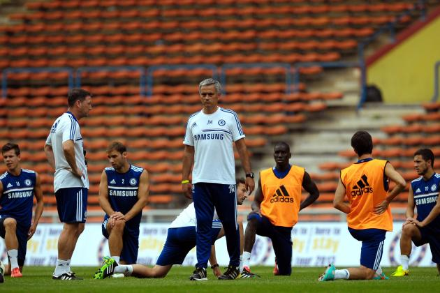 Chelsea vs. Malaysia XI: Date, Time, Live Stream, TV Info and Preview