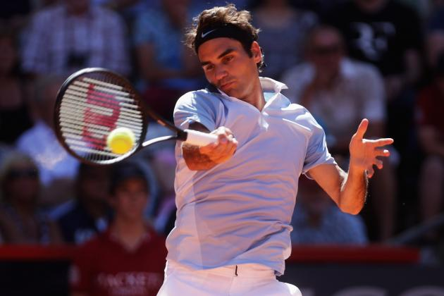 Roger Federer: Gstaad Next Stop on Rocky Road to 2013 US Open