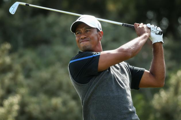 Projecting Tiger Woods' Day 4 Score at 2013 British Open