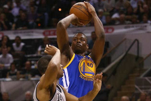 Will Playing as Warriors' 6th Man Stunt Harrison Barnes' Potential