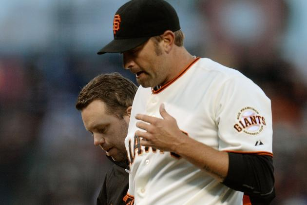 Affeldt Leaves with Left Groin Strain