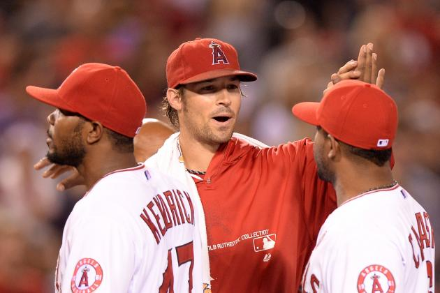 CJ Wilson Weaves Gem