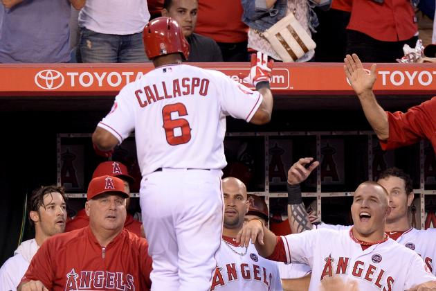 C.J. Wilson Delivers in Angels' 2-0 Win over Oakland