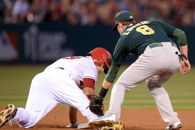 Wilson Baffles A's as Angels Get Shutout Win