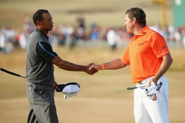 The Open Championship 2013: Ranking Top Contenders in Sunday's Final Round