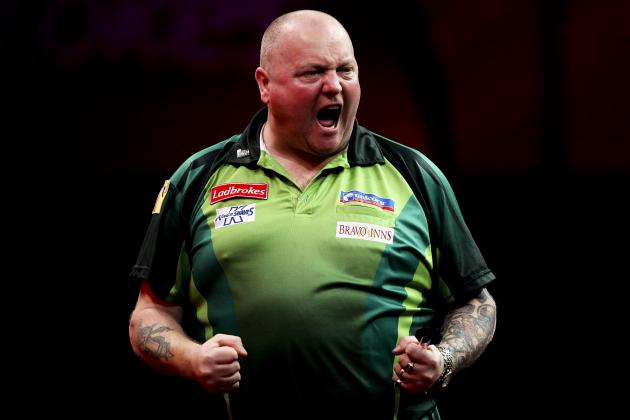 Darts World Matchplay 2013: Bold Predictions for Final Day of 1st Round