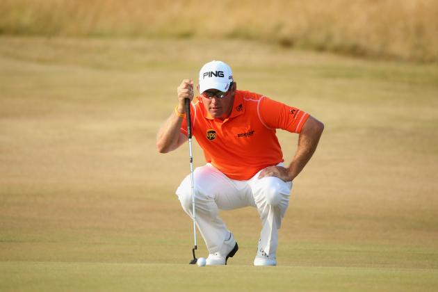 British Open Scores 2013: Day 4 Leaderboard Updates for Players on the Course