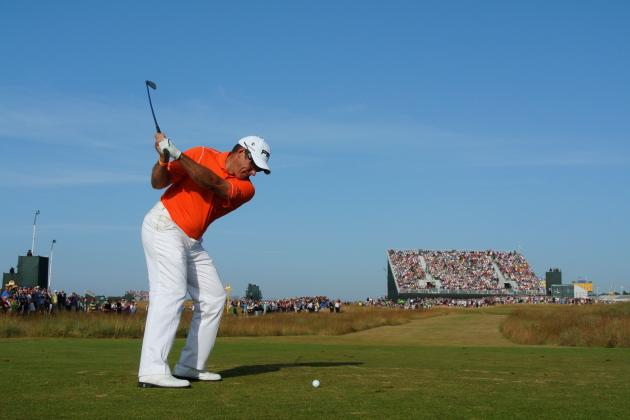 British Open 2013 Leaderboard: Updates on Golf's Top Stars on Day 4