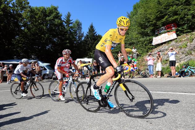 Le Tour De France 2013: Previewing Final Leg of Marquee Race