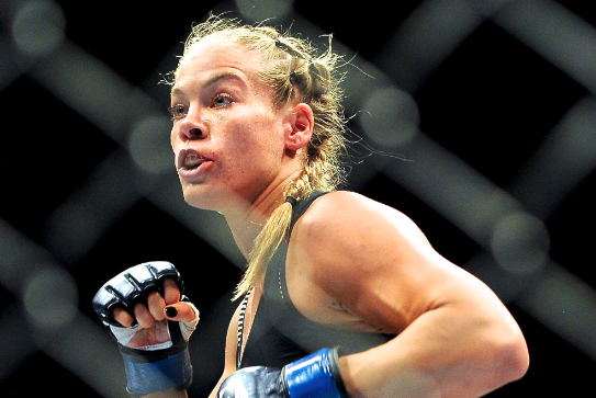 Why You Should Root for Julie Kedzie at UFC on Fox 8